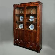 Mahogany Bookcase An 18th Century George Iii Period Mahogany Bookcase Timothy Langston