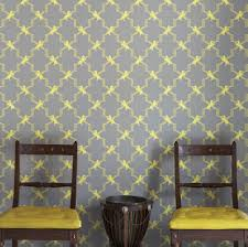horse trellis wallpaper i love retro