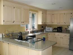 kitchen cabinet fair cream color wooden kitchen cabinets