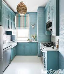 Teal Kitchen Cabinets Painted And Stenciled Kitchen Cabinets Kitchens Scandinavian