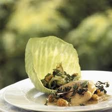 cuisiner une perdrix recette les perdrix aux choux