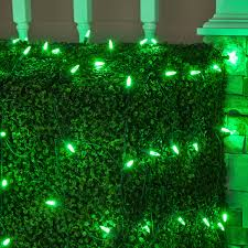 led net lights m5 4 x6 green led net lights green wire