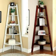 Ladder Bookcase Target Bookcase Captivating Corner Bookcase With Doors Corner Bookcase