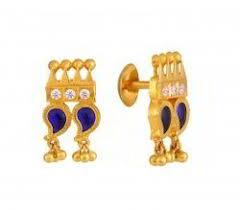 kerala earrings gold earrings in thrissur kerala sone ki baliyan manufacturers