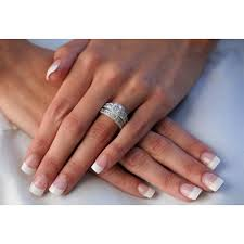 how to wear wedding ring set how are you supposed to wear a wedding ring set qk ferizaj info