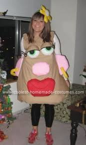 Potato Head Halloween Costume 27 Fancydress Images Costumes Drawings