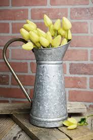 Galvanised Vases Buckets U0026 Tubs
