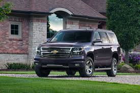 chevrolet introduces 2015 tahoe and suburban z71