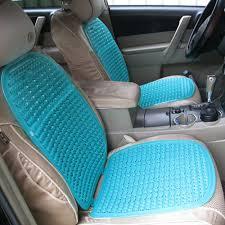 en plastique respirant voiture taille coussin de siège auto minibus