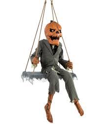 pumpkin nester animated decoration u2013 spirit halloween evil pins
