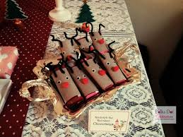 Christmas Table Decorations For Kids To Make Christmas Party Ideas For Kids Party Polka Dot Celebrations