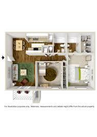 2 bedroom 2 bath floor plans lyndon apartments the grove at lyndon floor plans