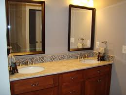 bathroom vanity backsplash ideas bathroom vanity backsplash tile ideas healthydetroiter within