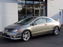 2008 honda civic used 2008 honda civic cpe si at saugus auto mall