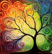 hidden color wheel painting mrs blackmon u0027s art room