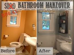 Diy Bathroom Remodel Cheap DIY Bathroom Remodel  Ways To - Easy bathroom makeover ideas