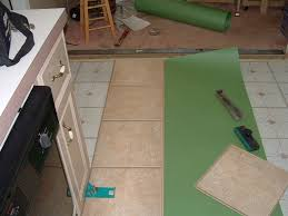 Tile Floor Installers Installing Laminate Tile Flooring Diy