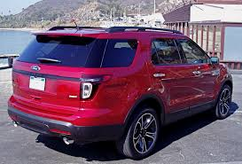 Ford Explorer 2013 - test drive 2013 ford explorer sport nikjmiles com