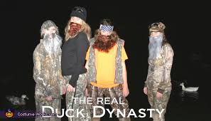 the real duck dynasty costume photo 4 5
