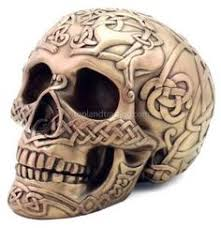 Celtic Skull - celtic skull skullz skulls celtic and nose