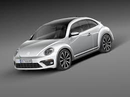 volkswagen beetle white volkswagen beetle 3d models for download turbosquid