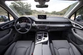 Audi Q7 Inside 2017 Mercedes Benz E Class Interior Cars