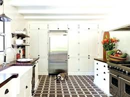 black and white kitchen floor ideas white kitchen floor sjusenate com