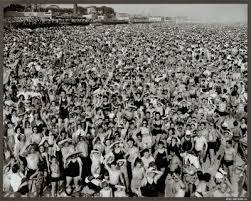Weegee coney Island