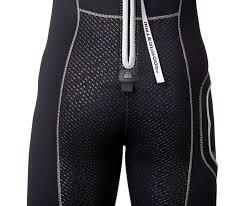 waterproof cycling clothing waterproof 5mm back zip full wetsuit mens