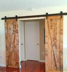 Glass Barn Doors Interior by Interior Excellent Wood Laminated Glass Sliding Barn Door Decor