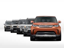 first land rover land rover previews the all new discovery for the first time in