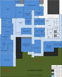 Layout Of Floor Plan Sun Hill Police Station Layout The Bill Wiki Fandom Powered By