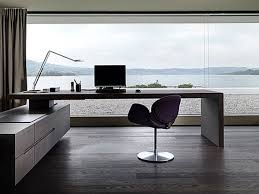 cool home office desks design ideas amazing modern home office with beach view house