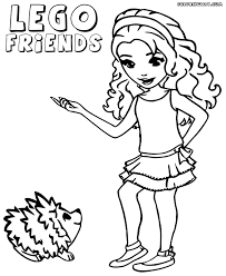 21 free pictures for lego friends coloring pages temoon us