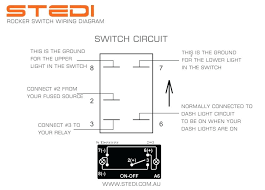 lighted rocker switch wiring diagram 120v on off on toggle switch wiring diagram in addition to wiring and