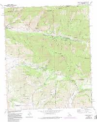 Dma Map Forest Falls Topographic Map Ca Usgs Topo Quad 34116a8