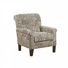 Accent Chair Simmons Scarlet Accent Chair Snazzy Platinum Shop Your Way