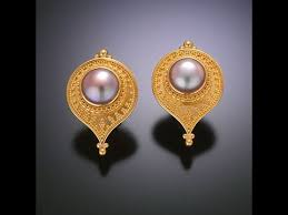 ear studs designs gold designer ear stud designs earring designs