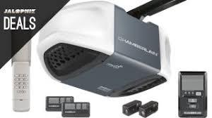 amazon black friday logitech smart hud garage door opener with a brain cheap bike hoists and more deals