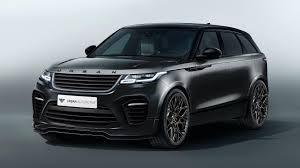 autos range rover velar gains urban automotive makeover cheers