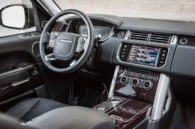 land rover lr4 2015 interior 2014 land rover range rover long term verdict motor trend