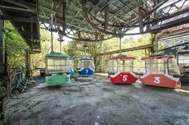 nara dreamland japan u0027s creepy abandoned theme park set to be