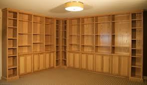 custom white oak cabinets and bookcases by sjk woodcraft u0026 design