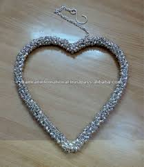 heart decorations metal hanging heart decoration decorations hanging heart