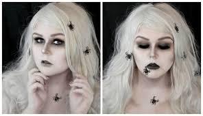 halloween makeup ideas to horrify arachnophobics dragonzz