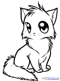printable coloring pages kittens portraits kittens coloring pages excellent kitten coloring pages