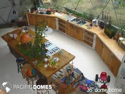 dome home interiors eco living domes pacific domes