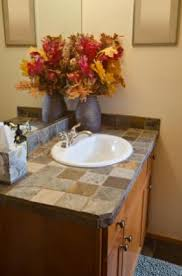 Bathroom Countertop With Sink How To Install A Bathroom Countertop Sink Lovetoknow