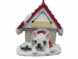 bulldog ornaments