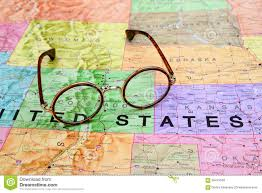 A Map Of Colorado by Colorado State On Usa Map Colorado Flag And Map Us States Card No